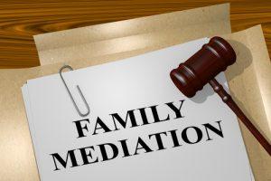 legge sulla mediazione familiare
