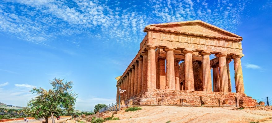 visitare Agrigento