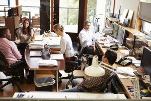 efficienza sul posto di lavoro