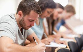 sessione di esami universitari